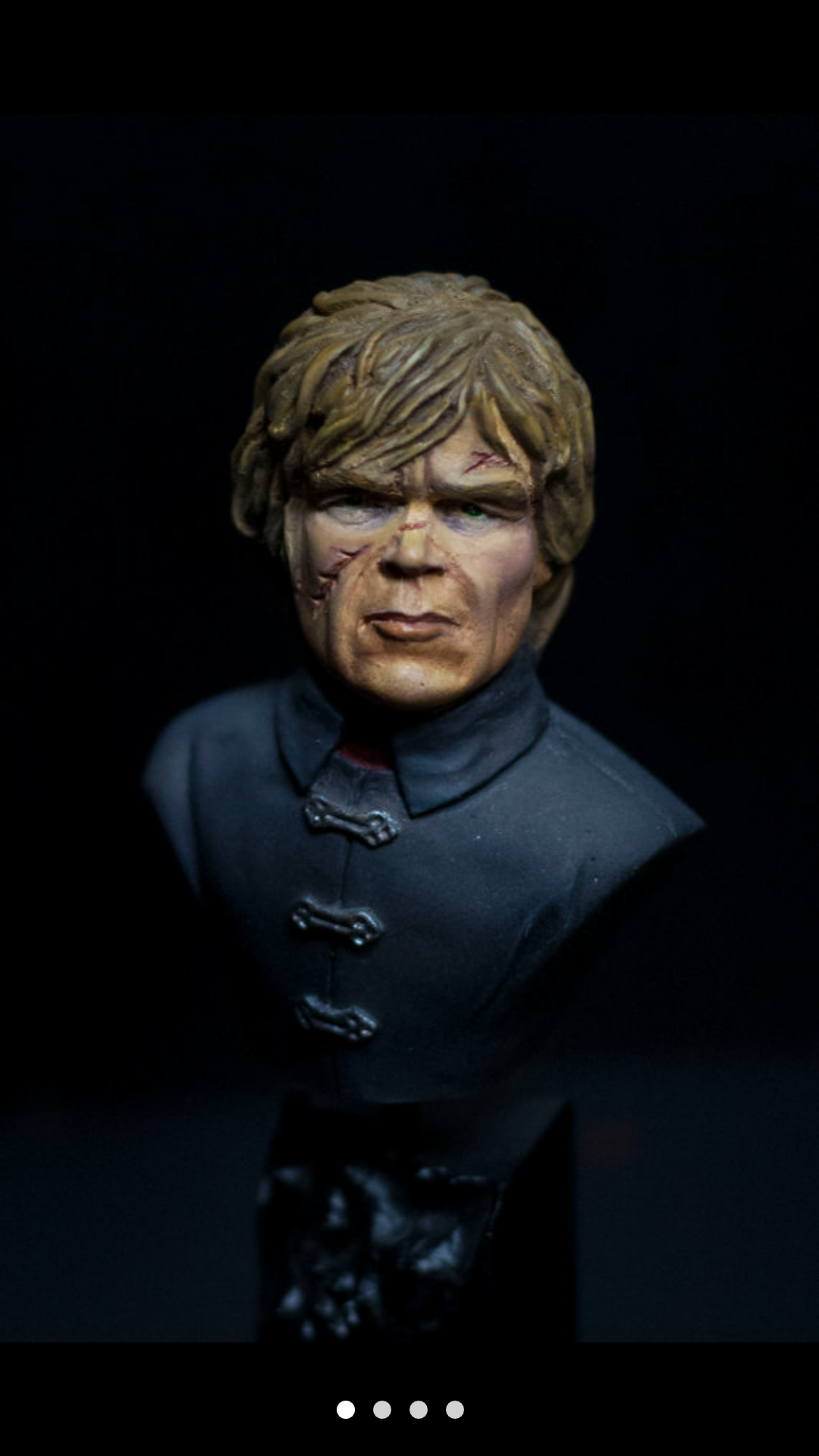 Replicant Models Tyrion