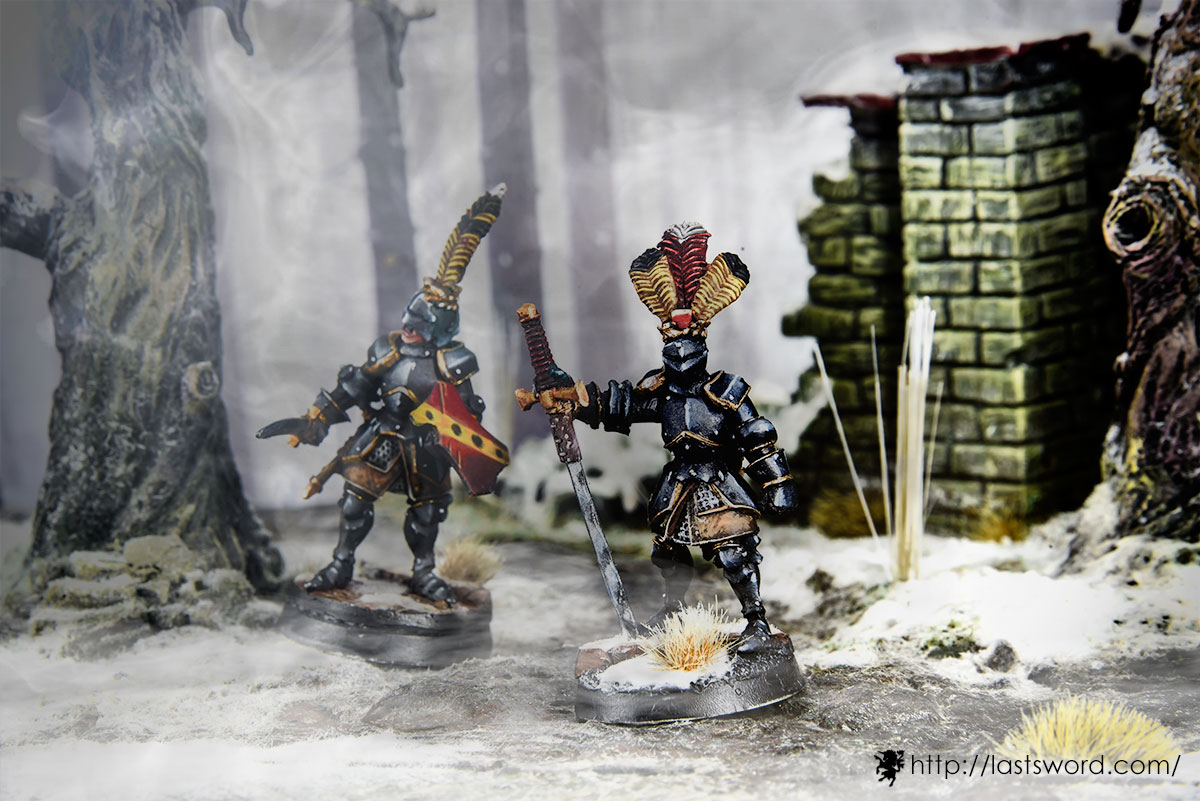 Last Sword Miniatures